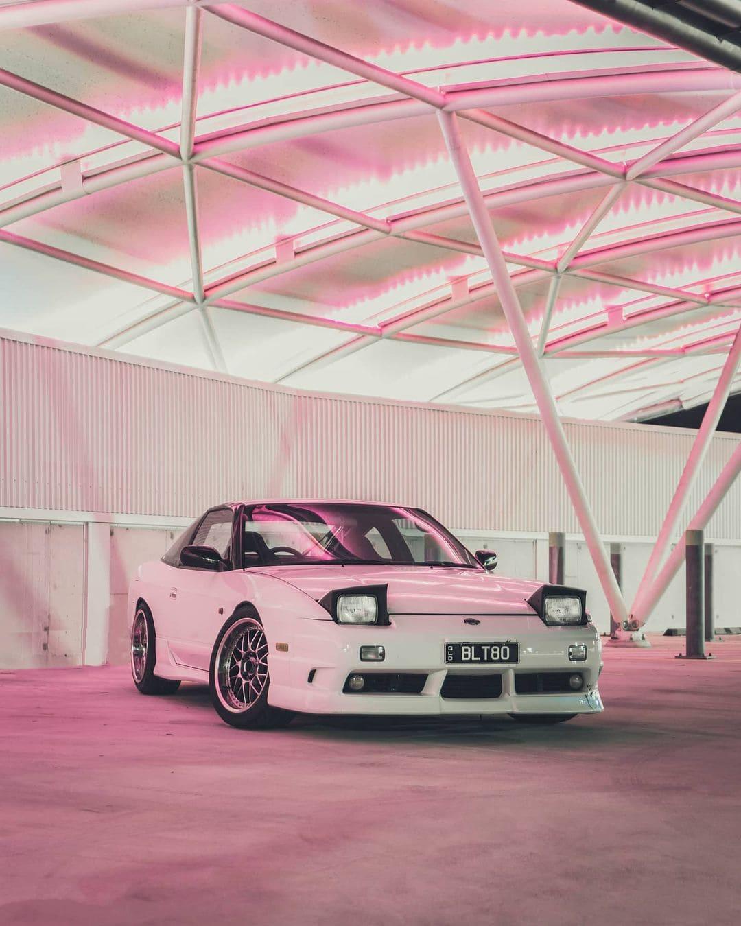 1990 Nissan 180sx Body Kit
