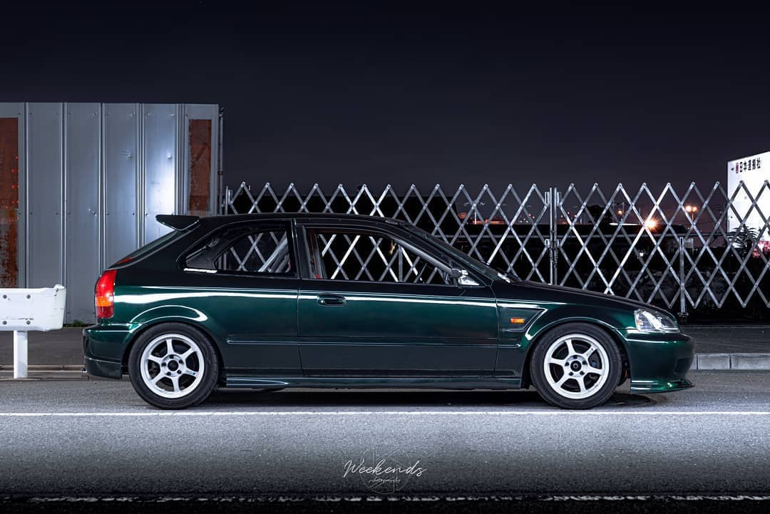 1999 JDM Honda Civic Type R