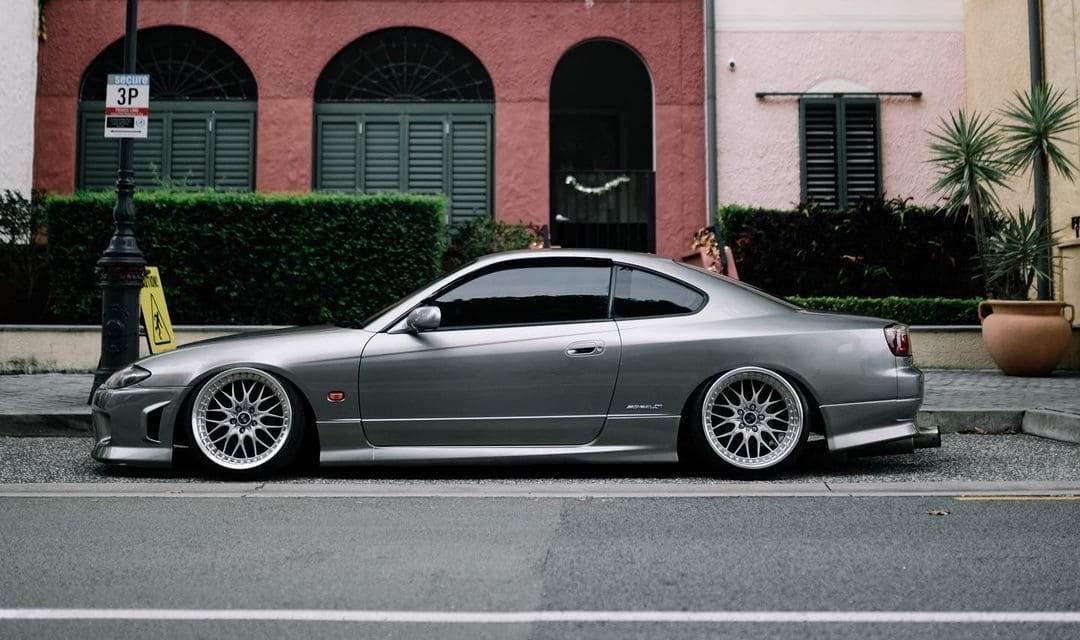 2002 S15 Nissan Silvia