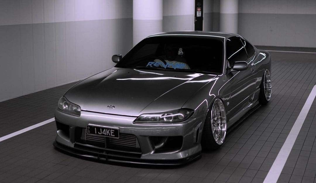2002 S15 Nissan Silvia Front End