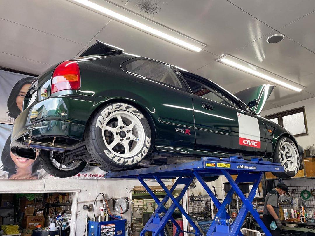 Custom 1999 JDM Honda Civic Type R