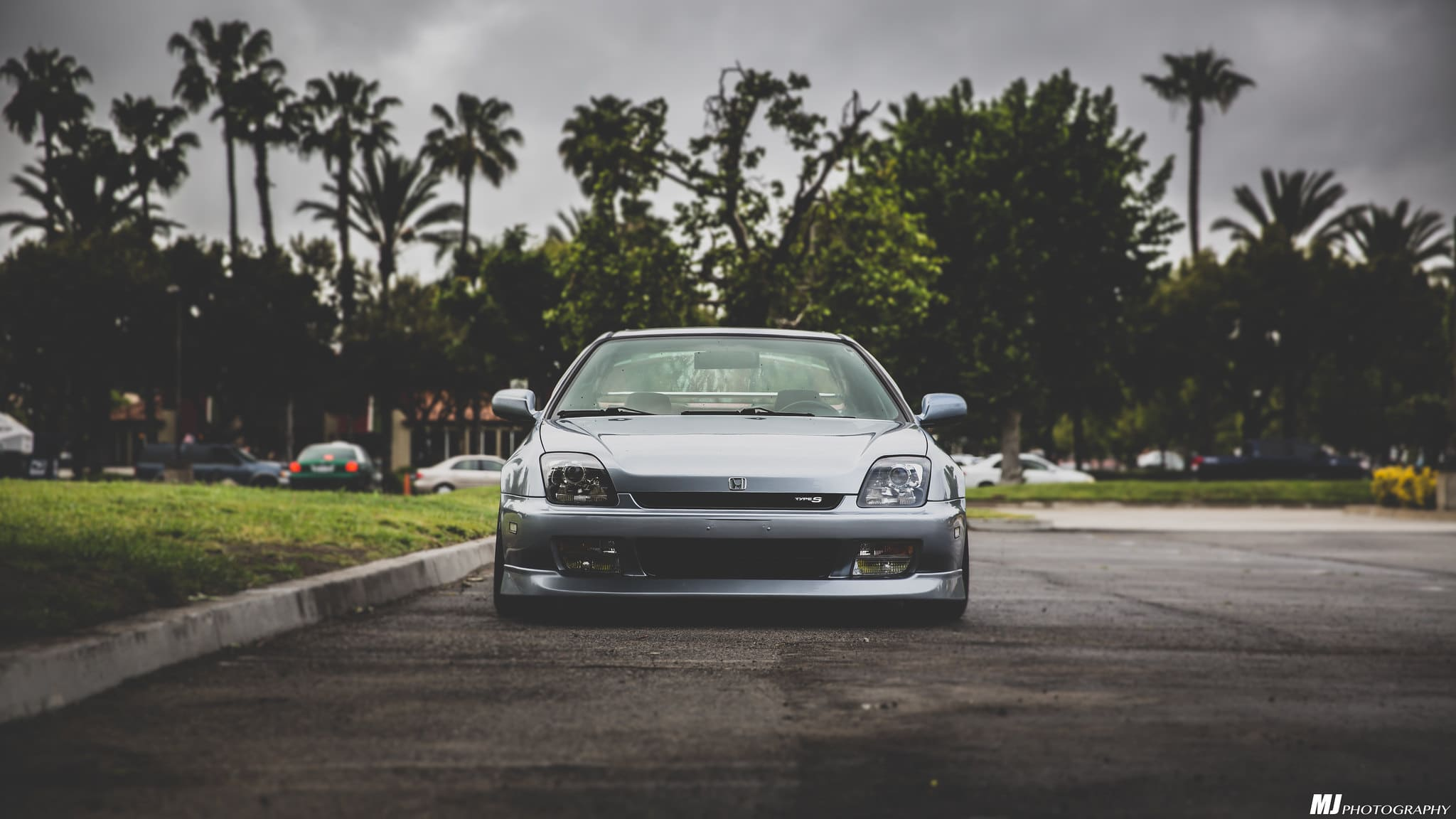 1999 Honda Prelude SH Front End