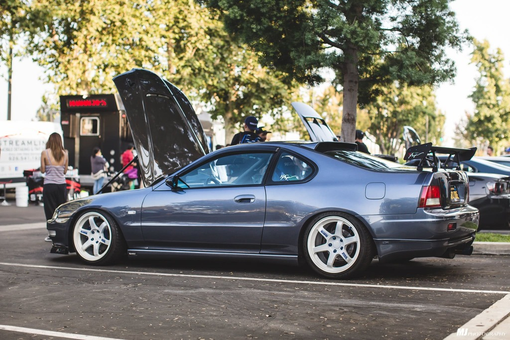 Lowered 1994 Honda Prelude