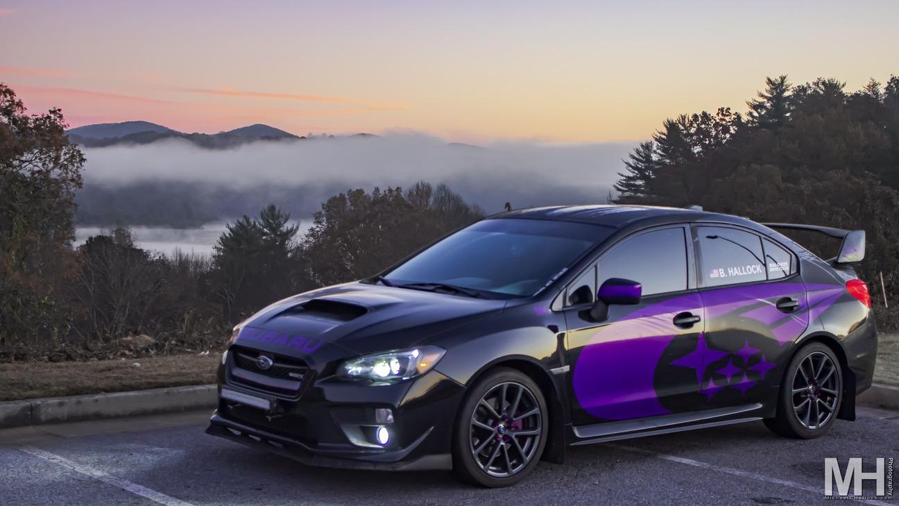2016 Subaru WRX Front End