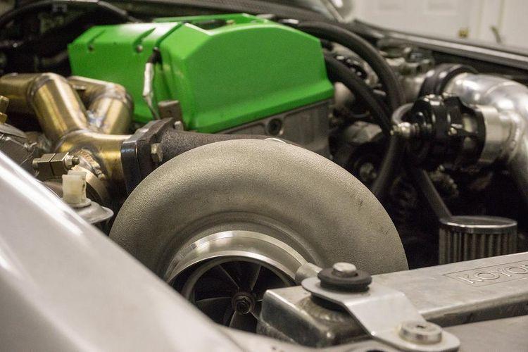 2000 Honda S2000 Turbo