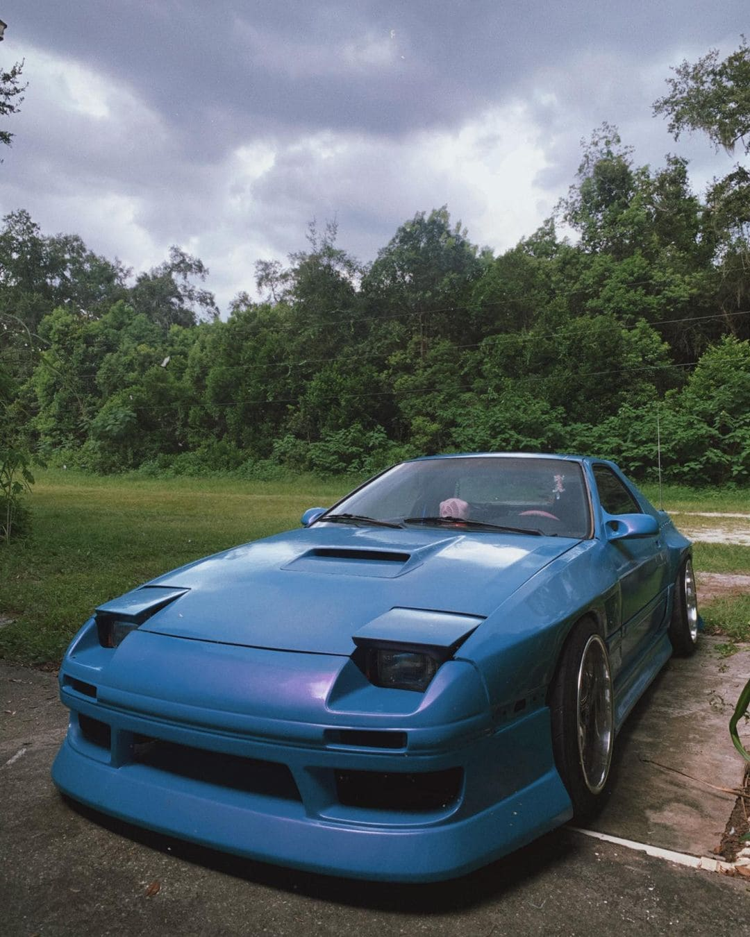 Mazda RX7 Front End