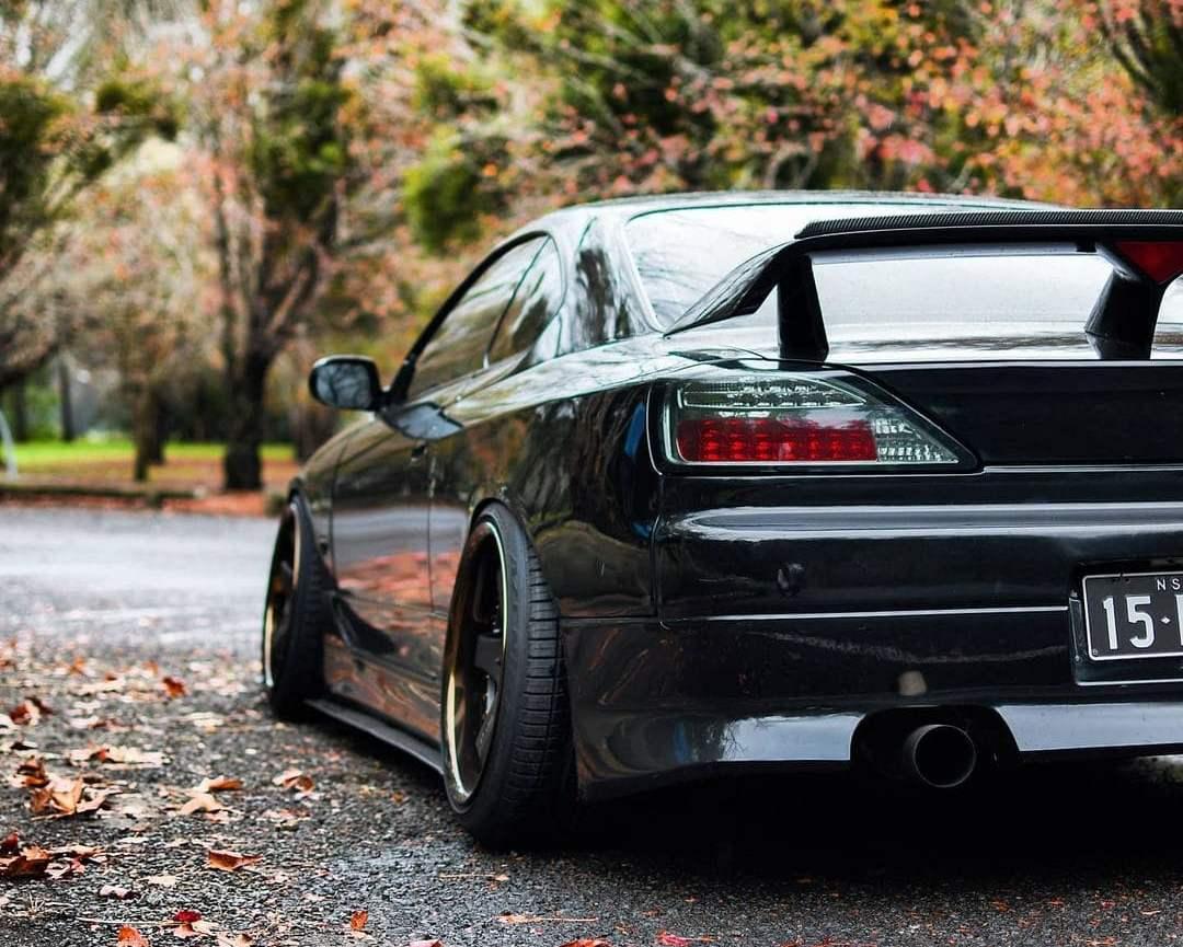 Modified 2001 S15 Nissan Silvia