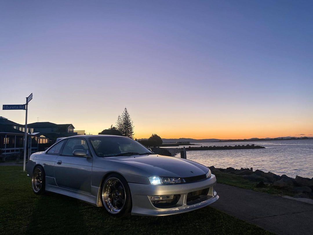 1996 Nissan Silvia S14 Body Kit