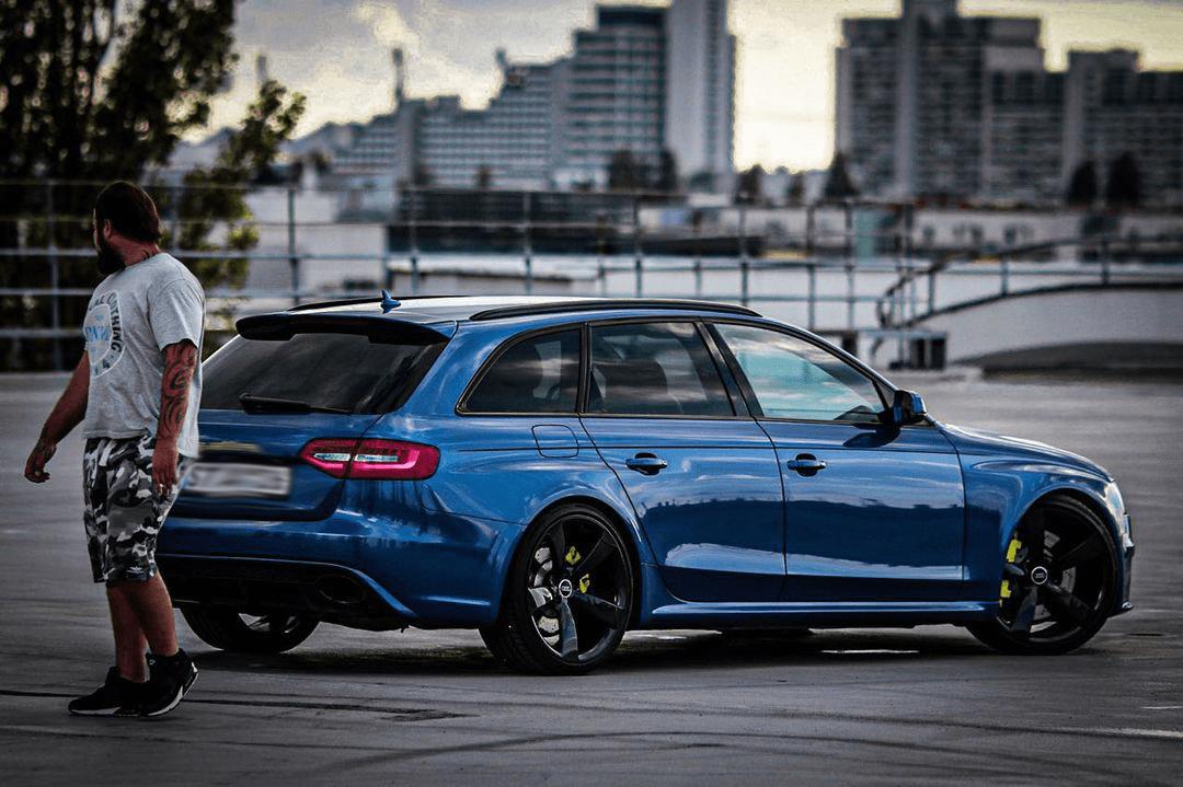 Custom 2016 Audi RS4