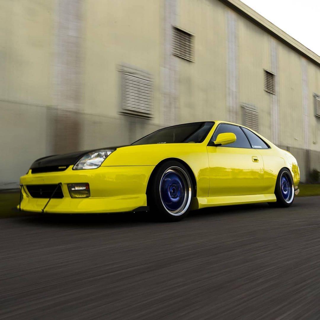 Custom 1997 Honda Prelude