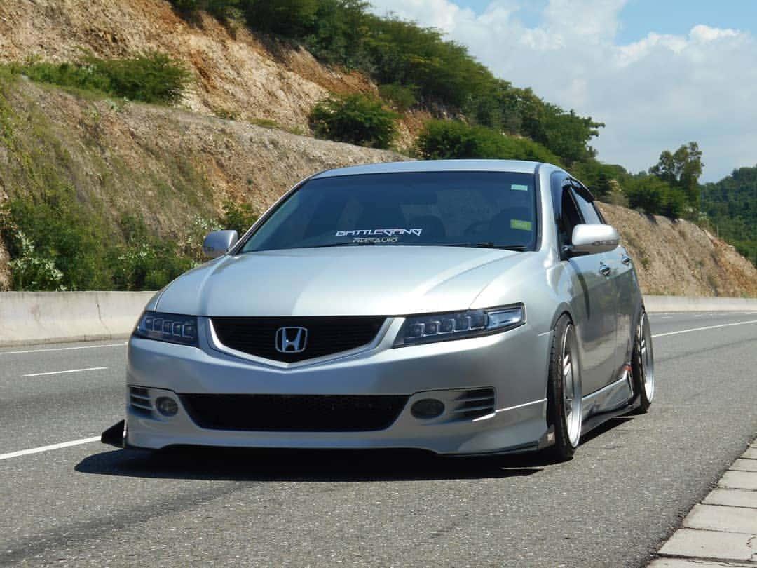 2008 Honda Accord Front End