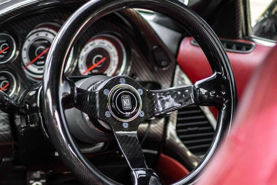 1992 Mazda RX7 FD3S Interior
