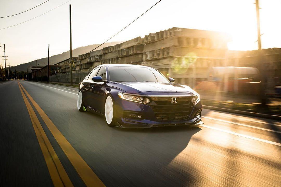 2020 Honda Accord Sport On Air suspension