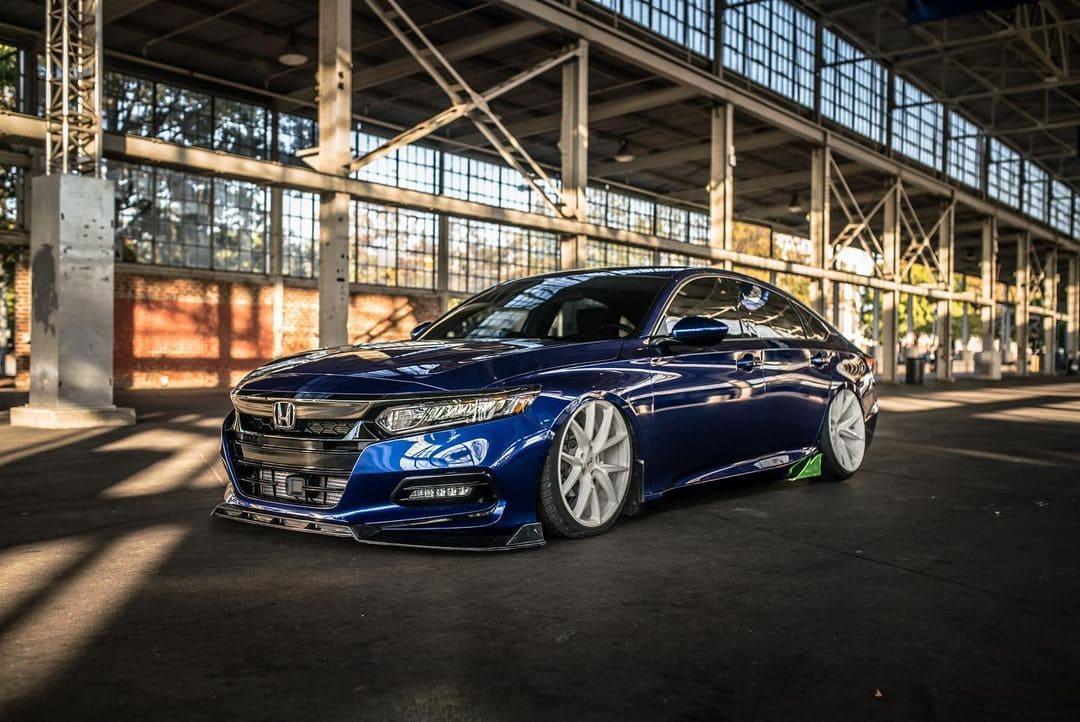 2020 Honda Accord Sport With Rims