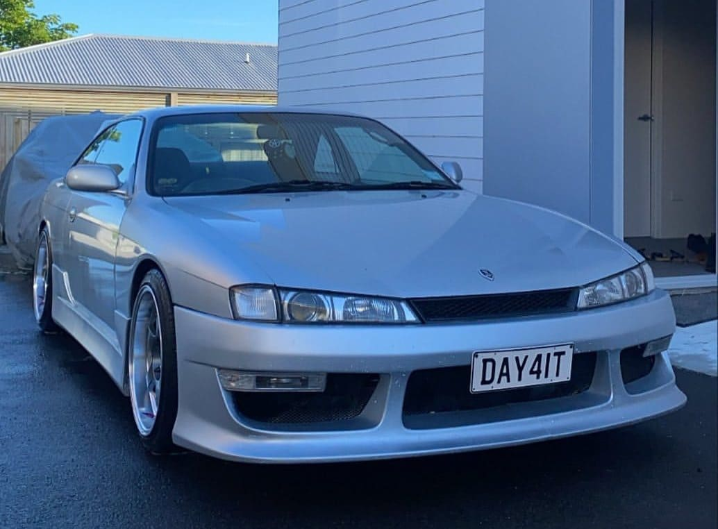 Custom 1996 Nissan Silvia S14