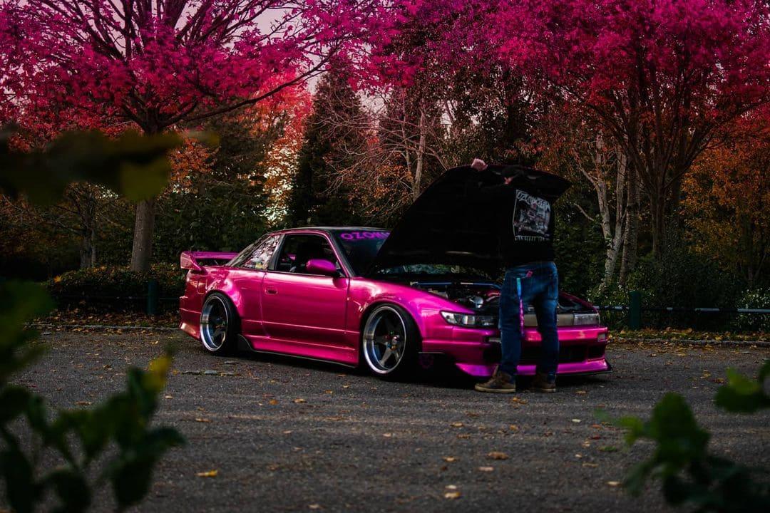 1992 Nissan Silvia S13 Turbo