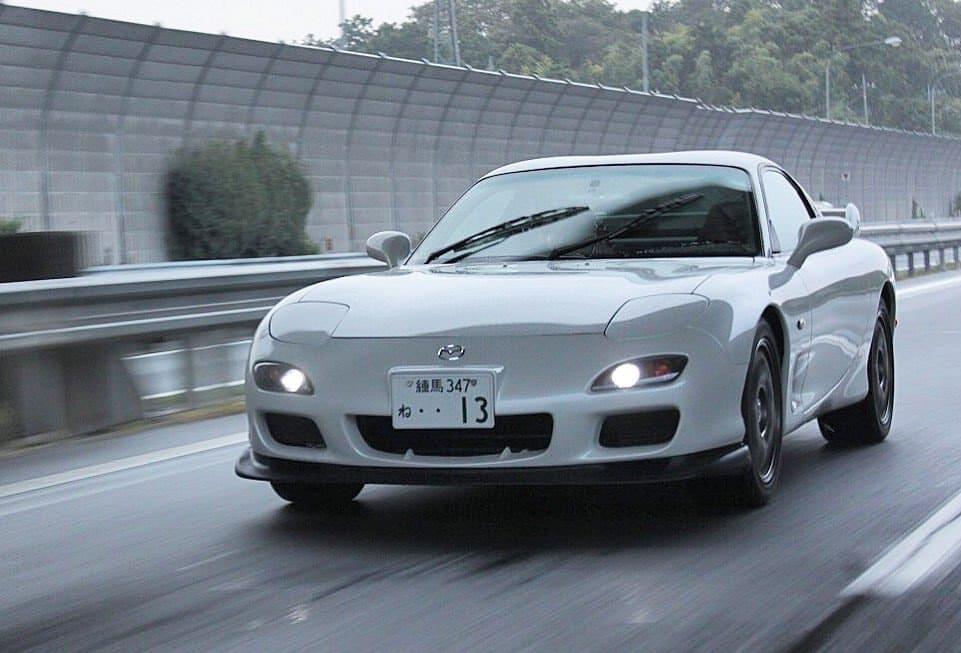2002 Rx7 FD3S Front lip