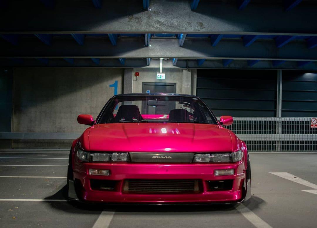 1992 Nissan Silvia S13 Intercooler