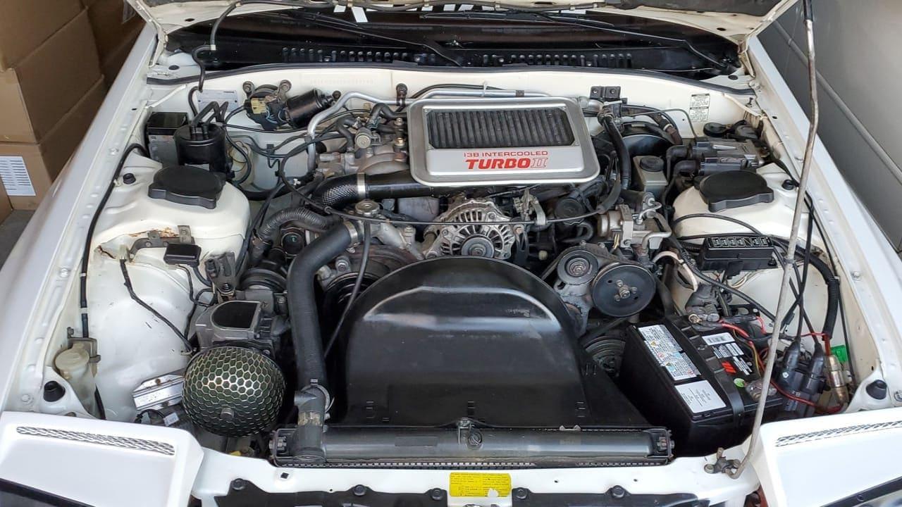 1987 Mazda RX7 FC3S Engine bay