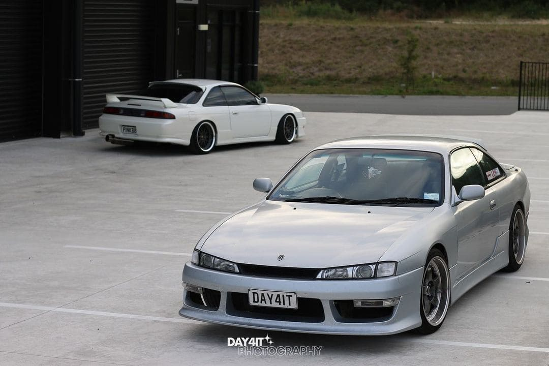 Front End 1996 Nissan Silvia S14
