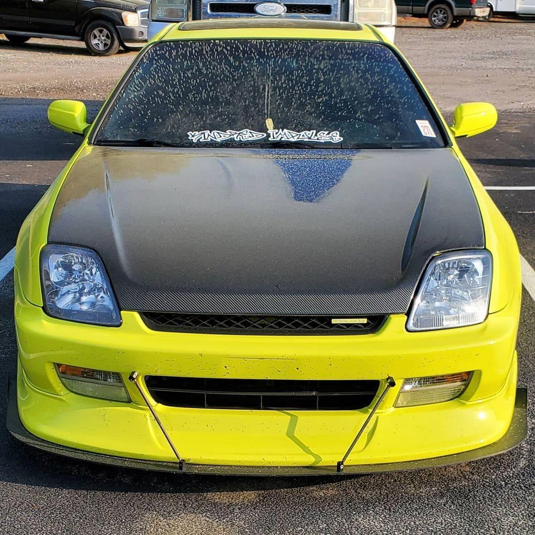 1997 Honda Prelude Front lip