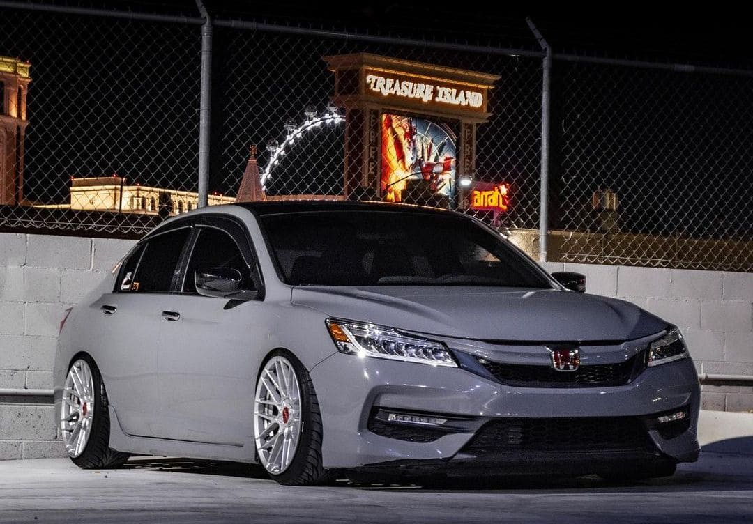 2017 Honda Accord Sport Front End