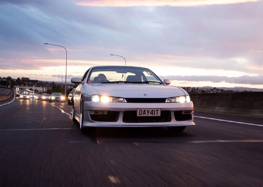Modified 1996 Nissan Silvia S14