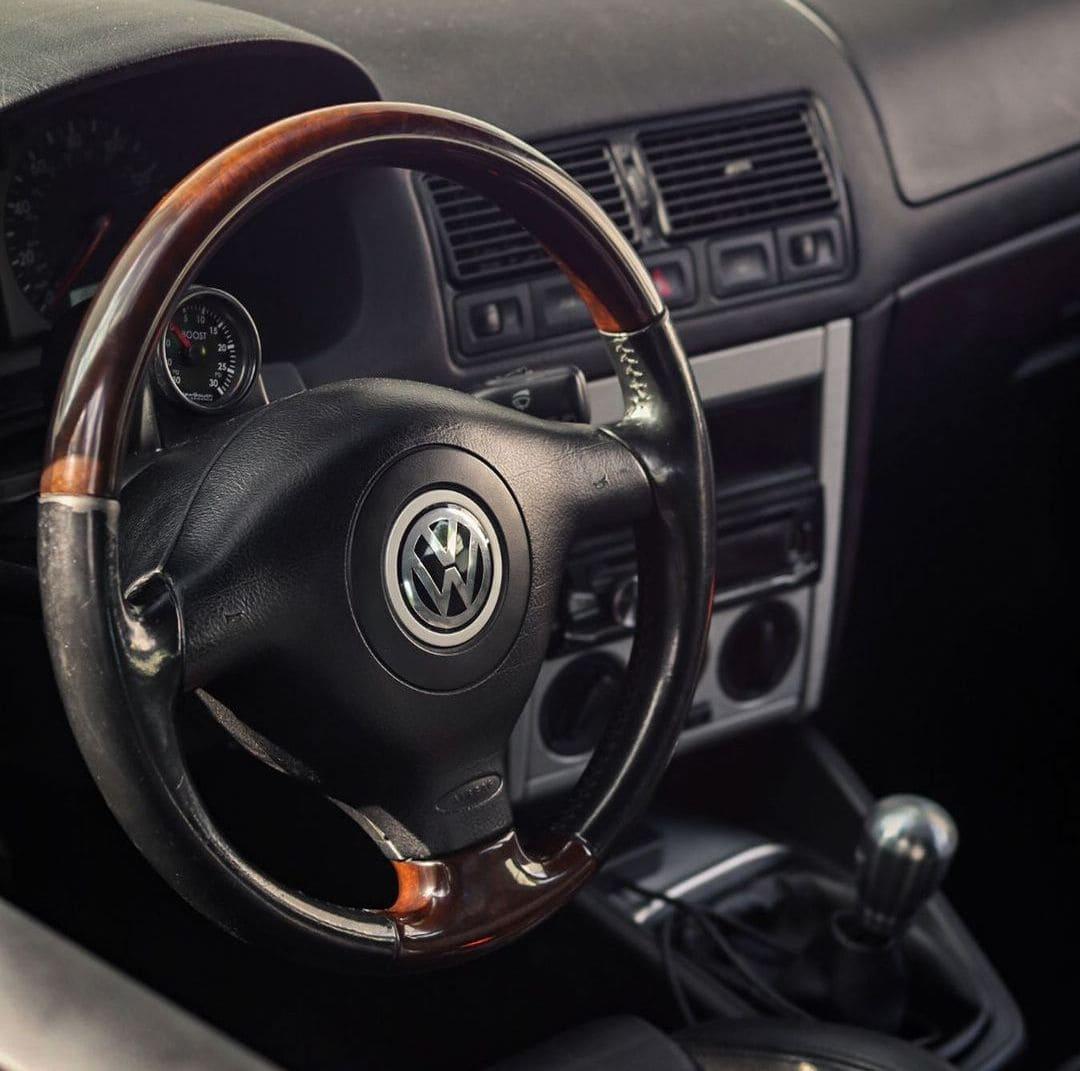 2001 Volkswagen GTI Interior