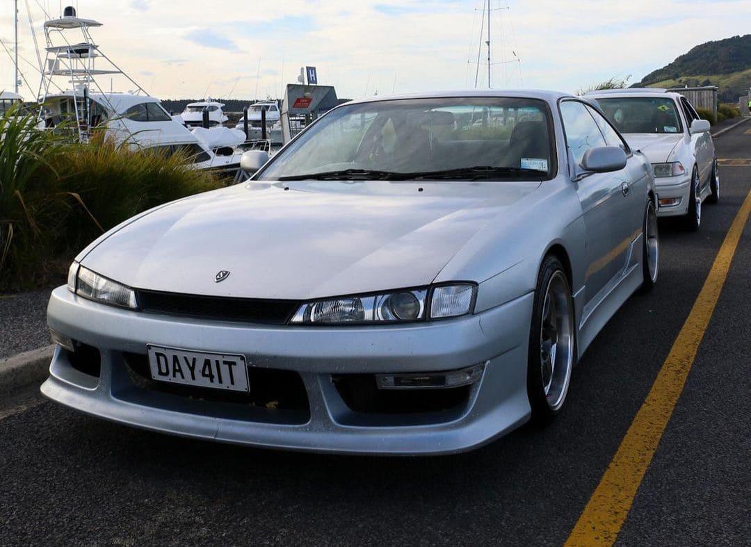 Modded 1996 Nissan Silvia S14