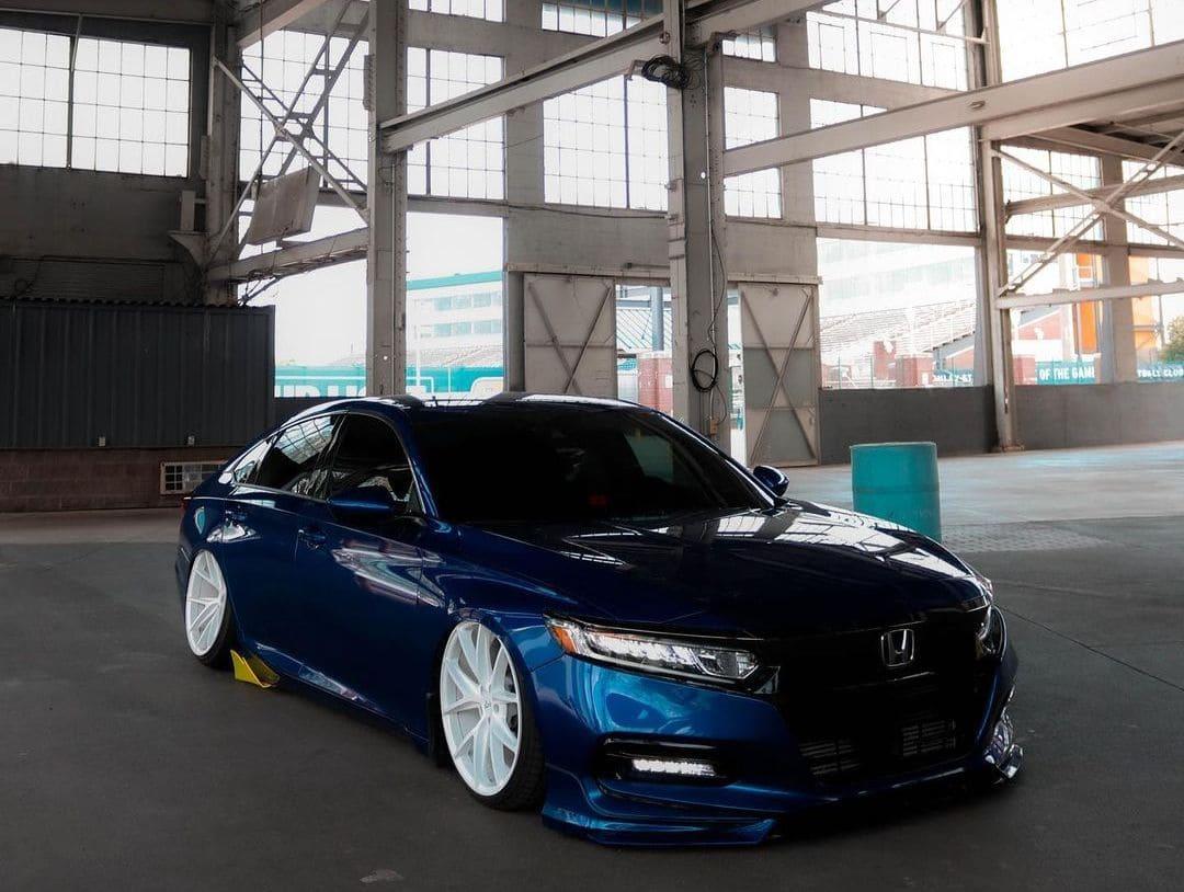 Custom Honda Accord