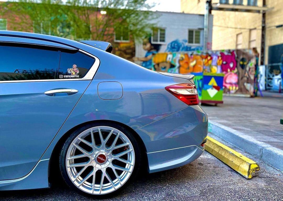 2017 Honda Accord Sport Lowered