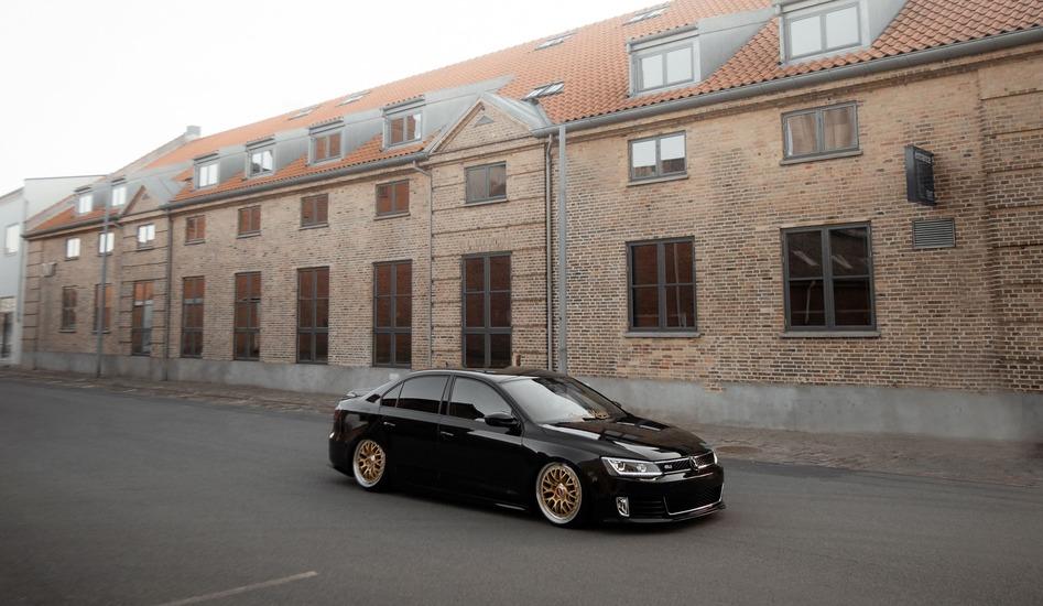 Modded 2011 VW Jetta Mk6