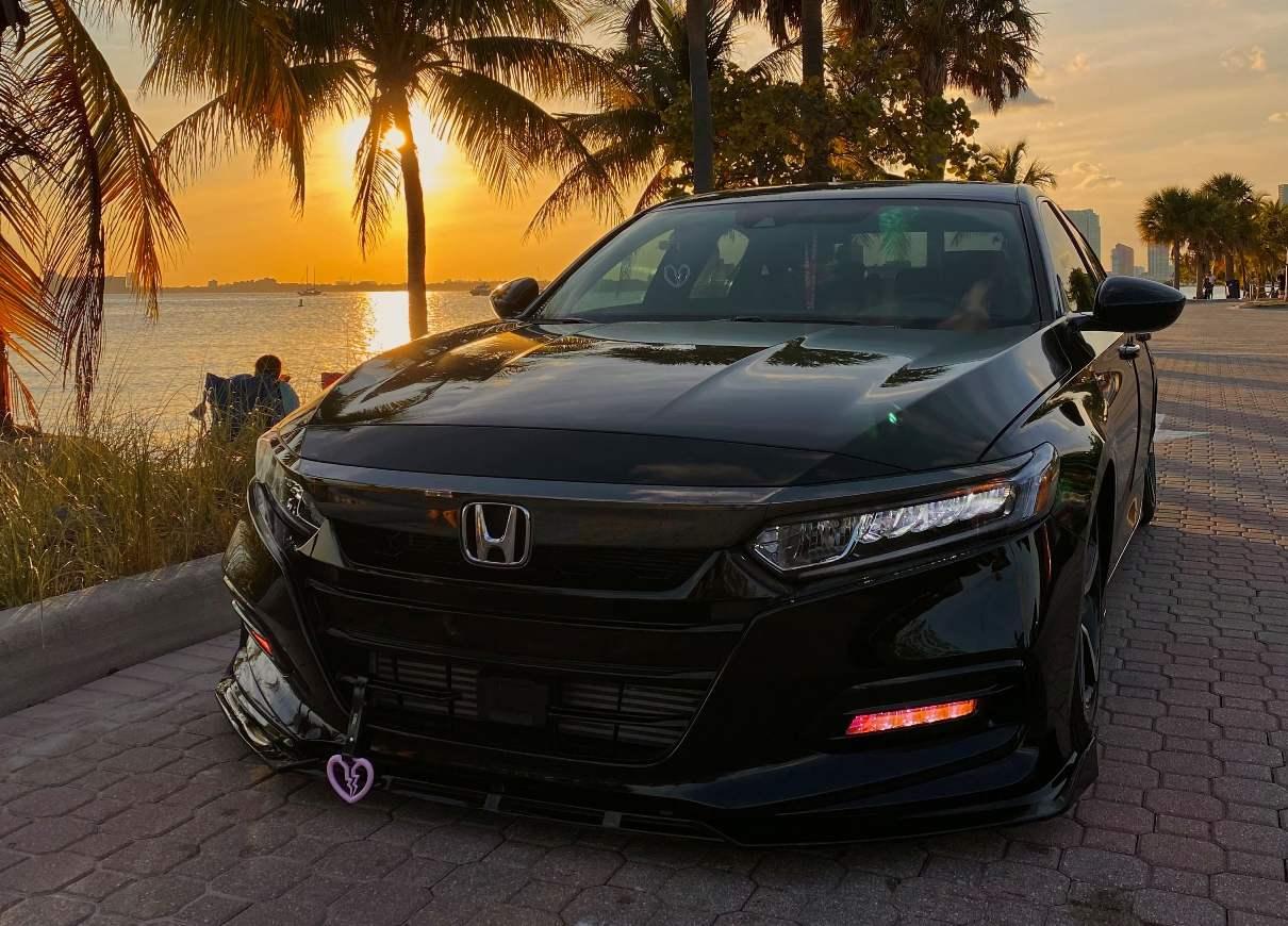 2020 Honda Accord Sport Custom