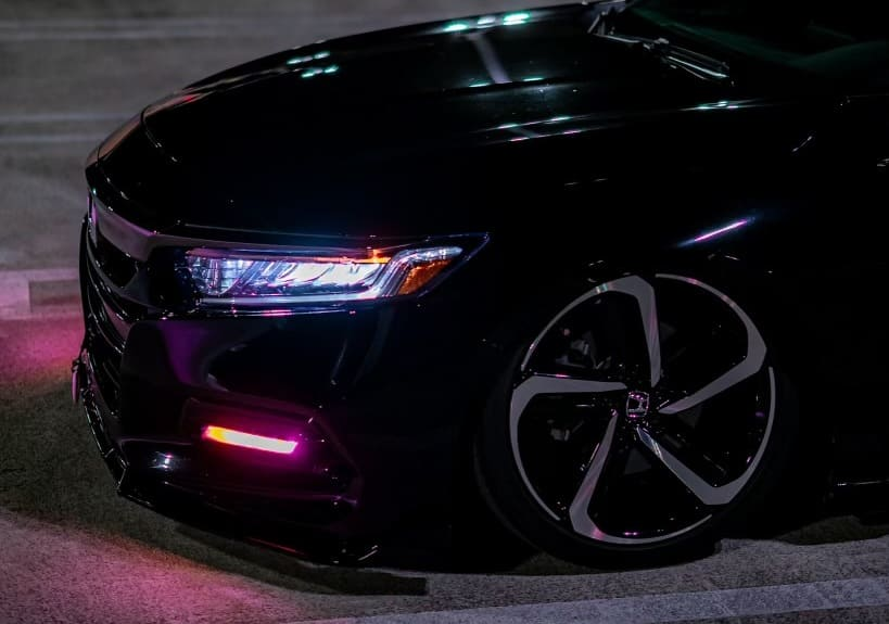 2020 Honda Accord Sport Front End