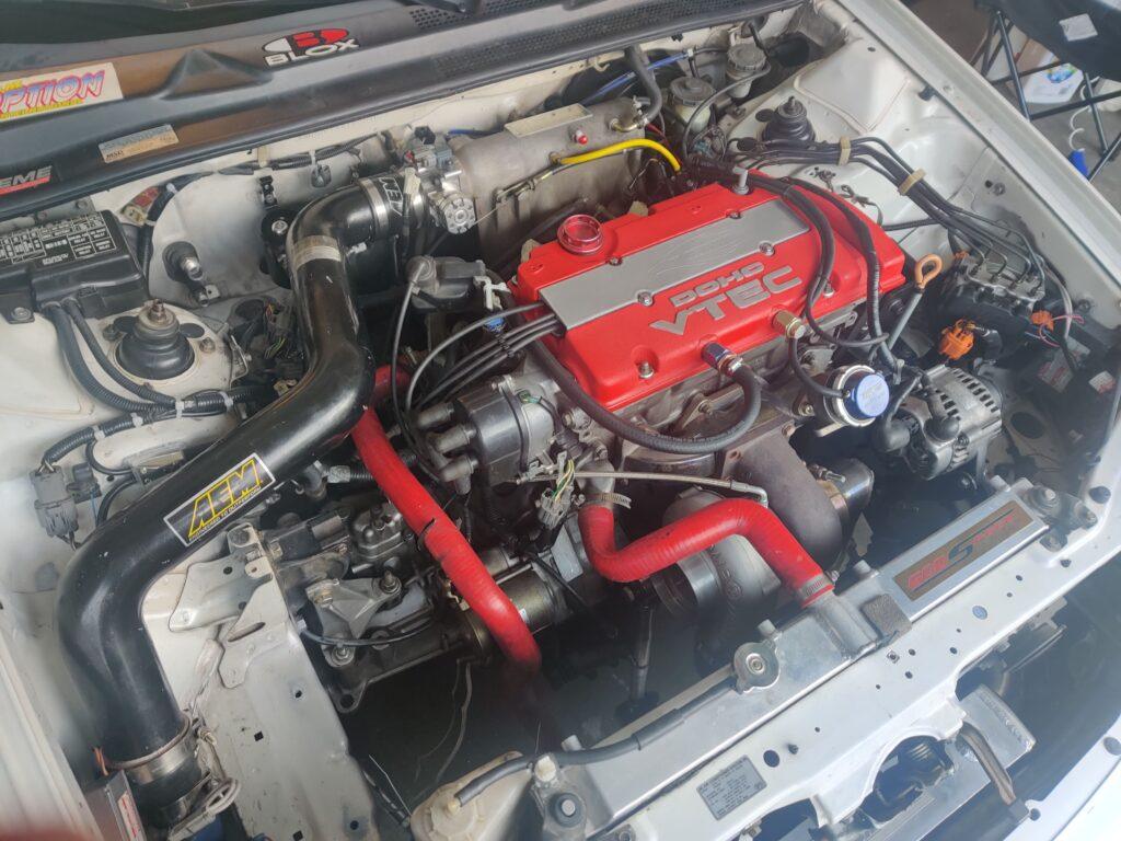 Turbo 2001 Honda Prelude