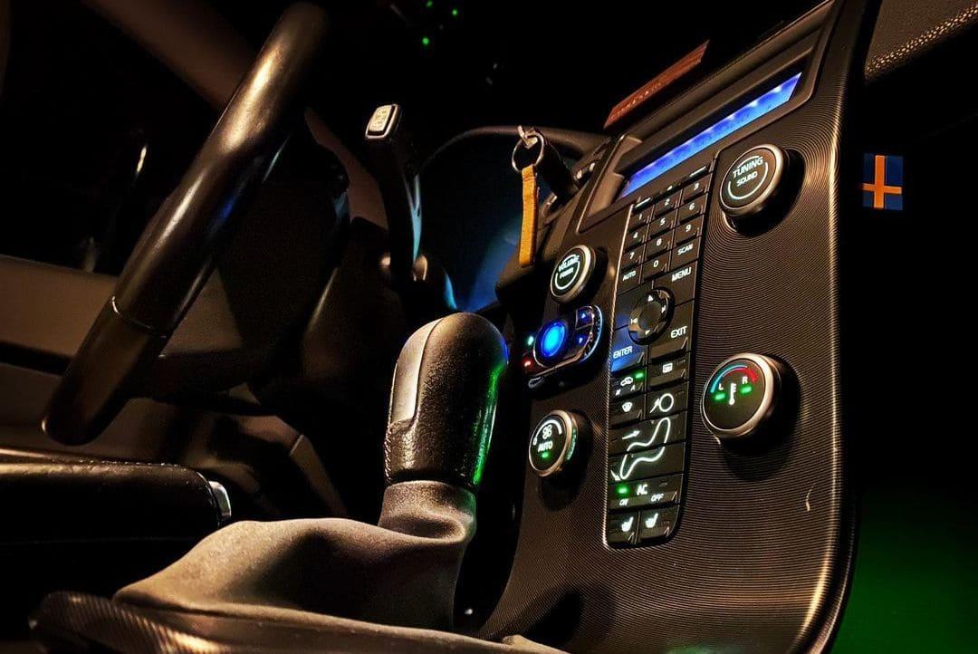 Volvo C30 R-Design Interior