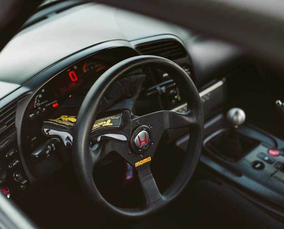 Honda S2000 Interior
