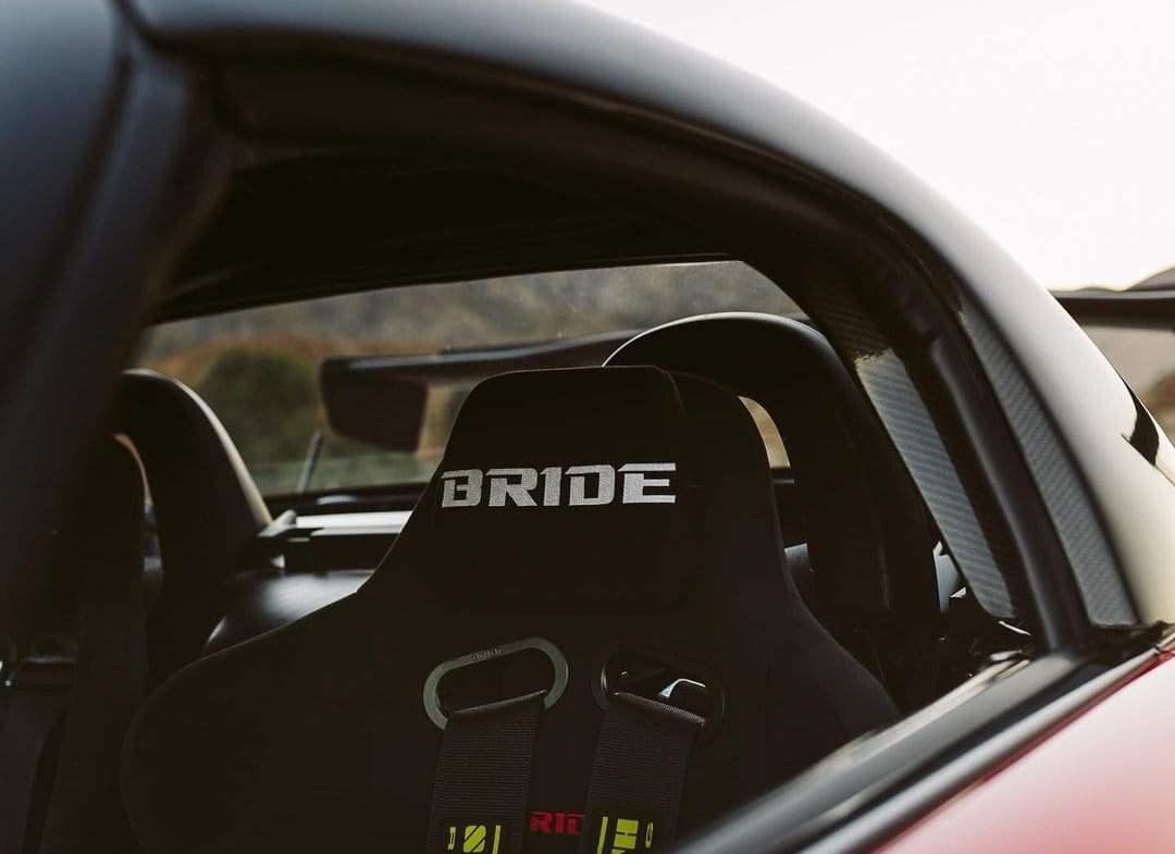 Honda S2000 Racing Seats
