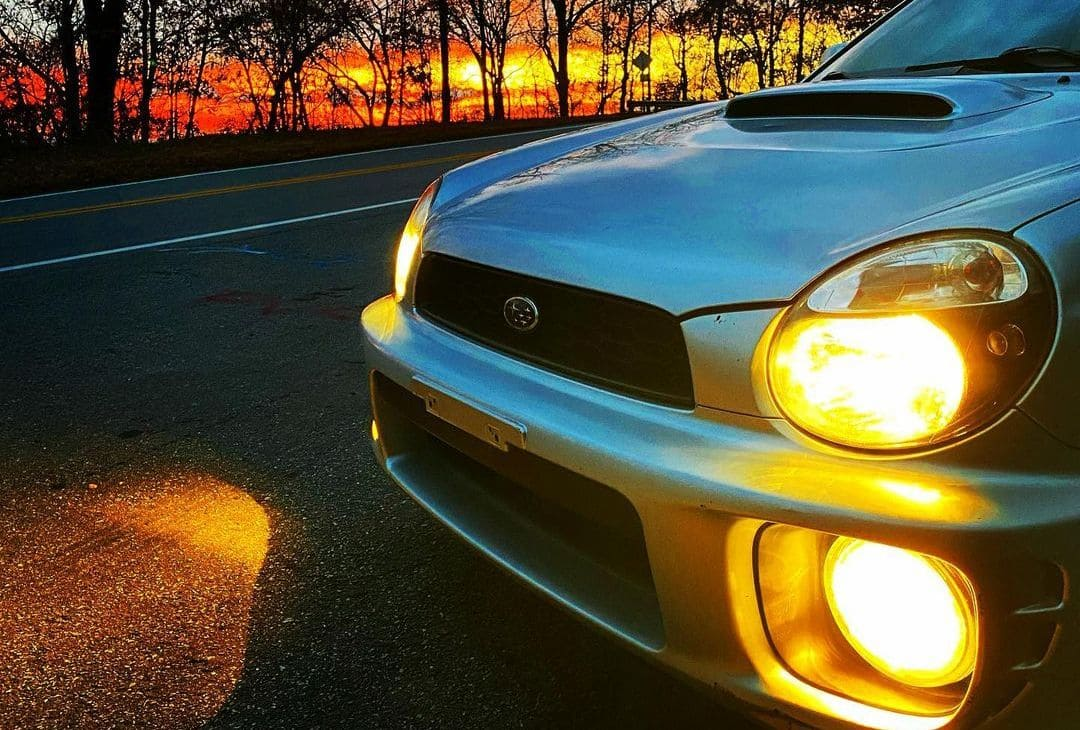 Subaru WRX Fog Lights