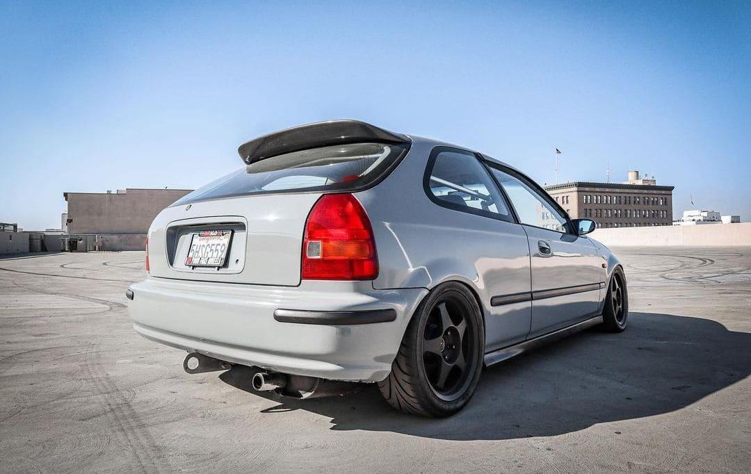 Honda Civic Hatchback Wing