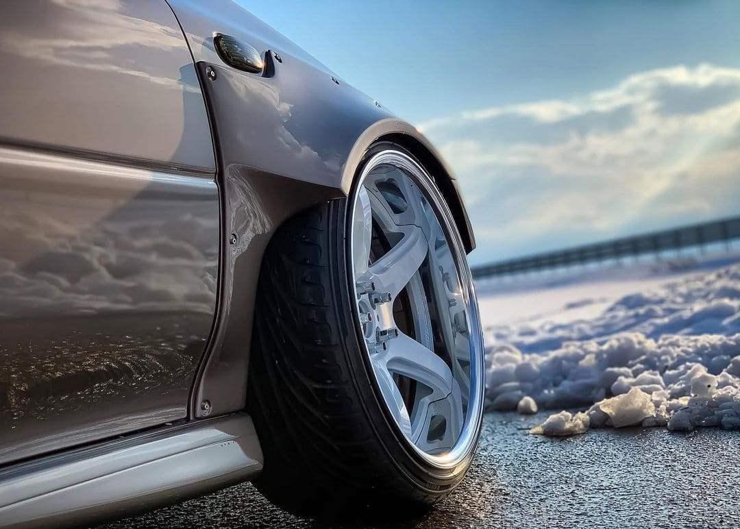 Subaru STI Wide Body