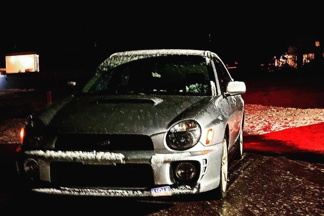 Subaru WRX Hood Scoop