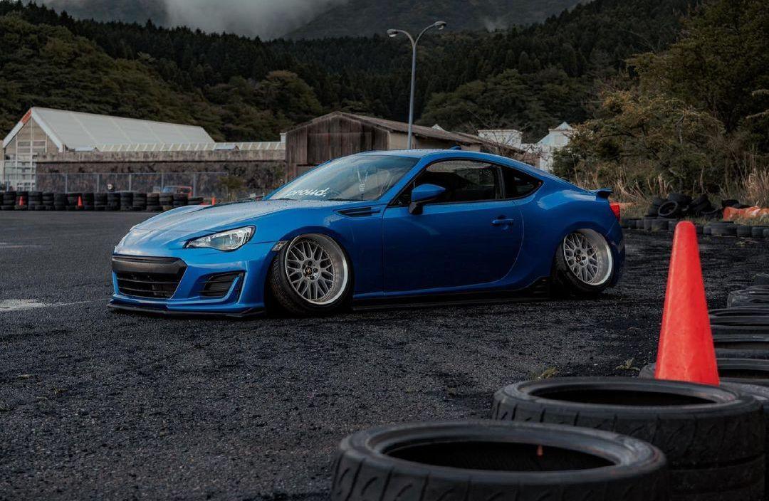 Subaru BRZ Front End