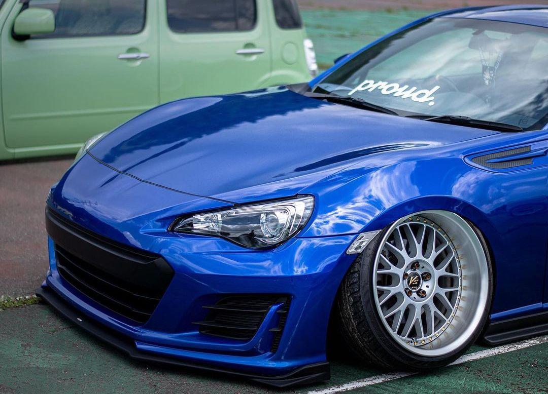 Subaru BRZ Front lip