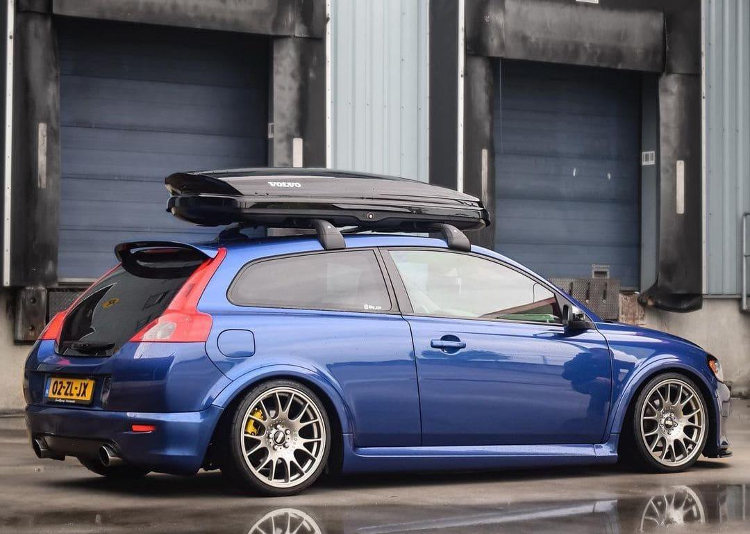 Volvo C30 R-Design Roof Rack