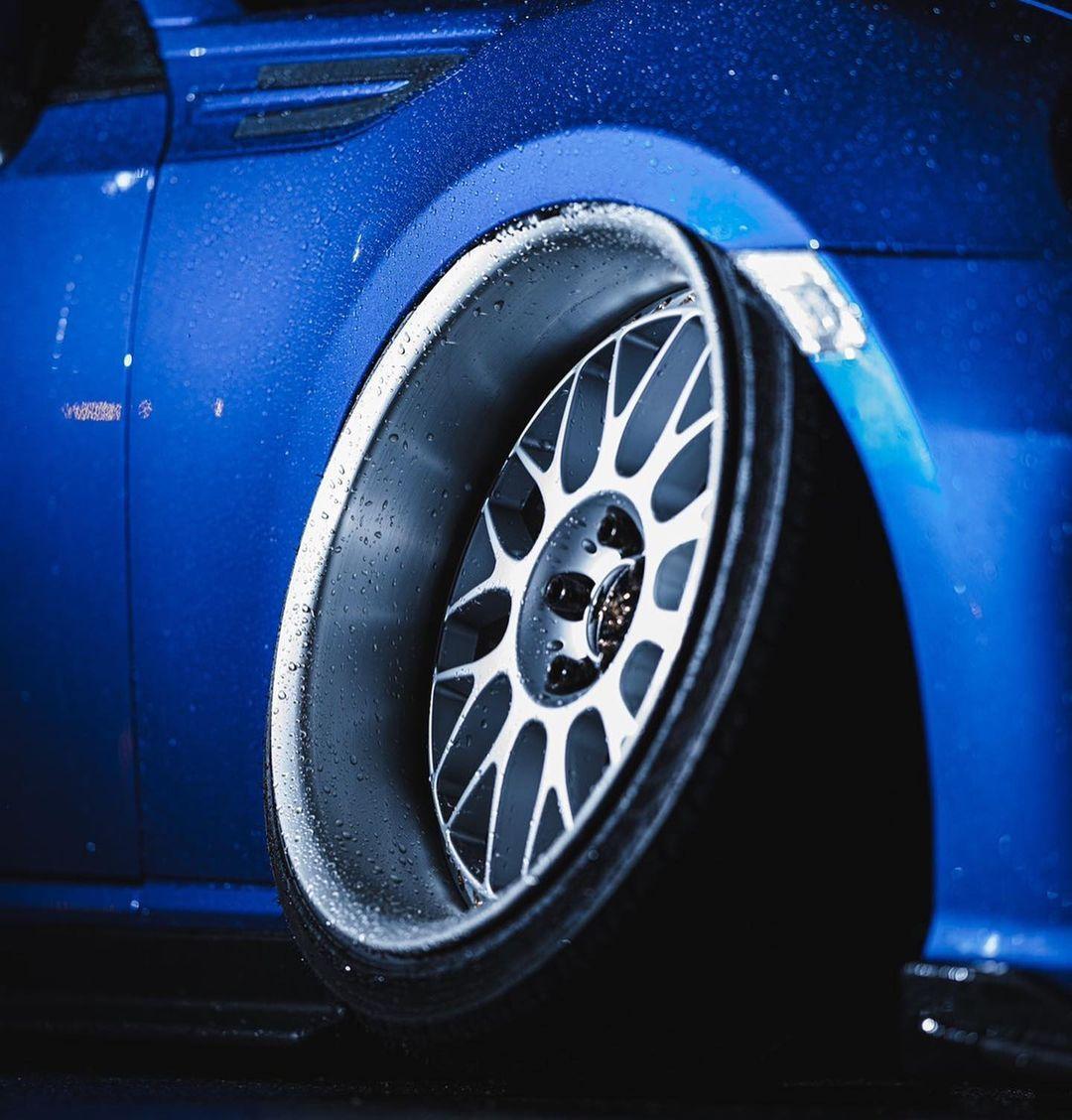 Subaru BRZ With Rims