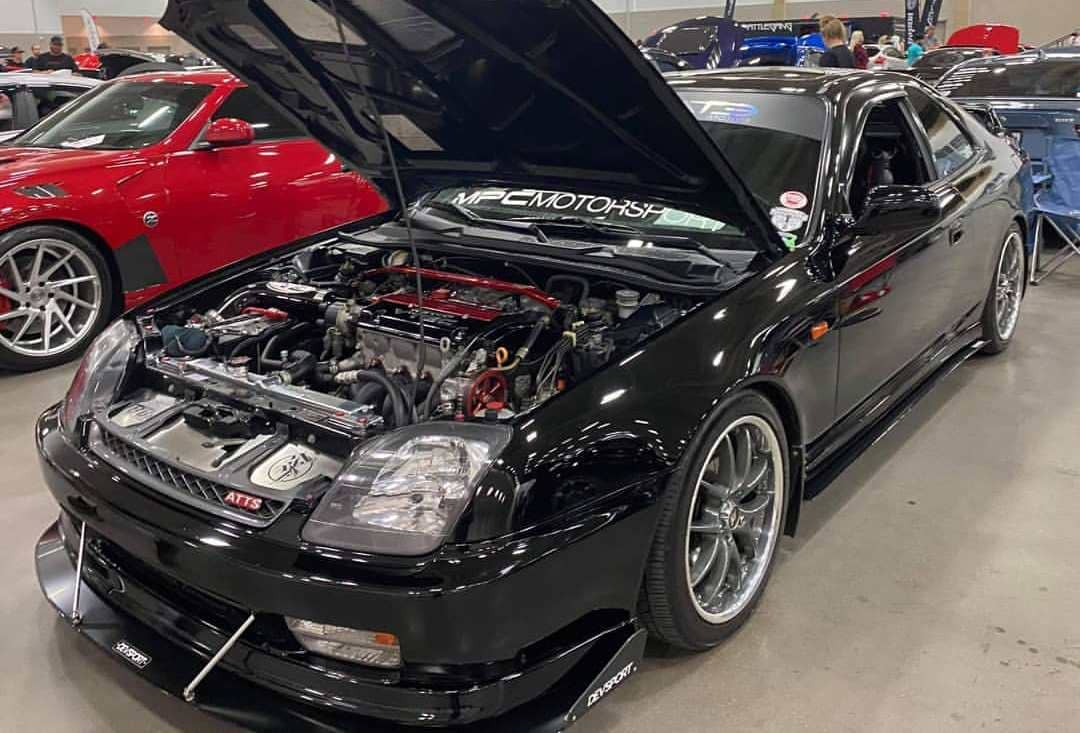 Prelude Front End