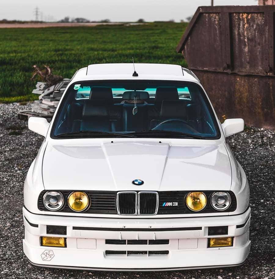 BMW E30 M3 Front End