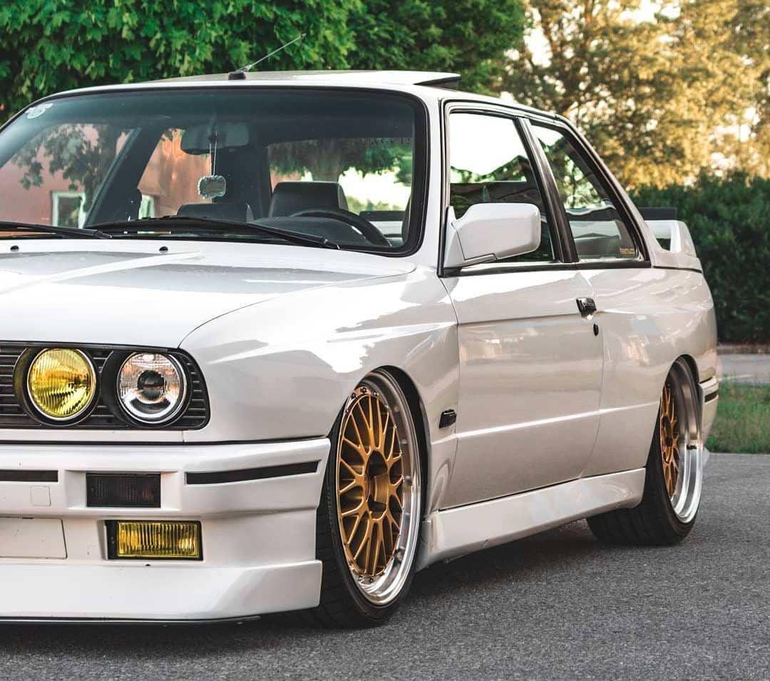 BMW E30 M3 Front lip