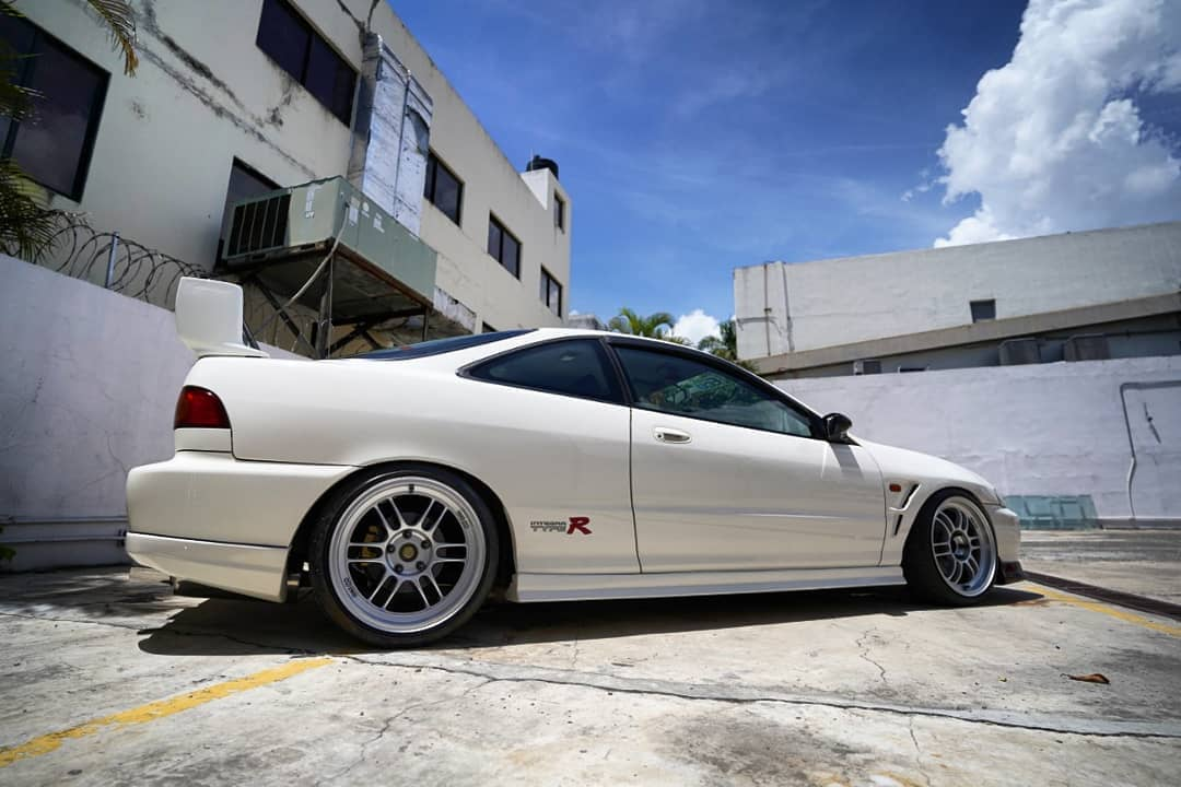 Honda Integra Wing